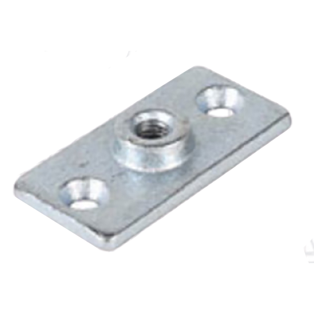 """PeakSource S1602 Cast Ceiling Flanges for 1/2"""" Threaded Rod"""