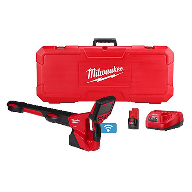 Milwaukee 2580-21 M12 Pipeline Locator Kit