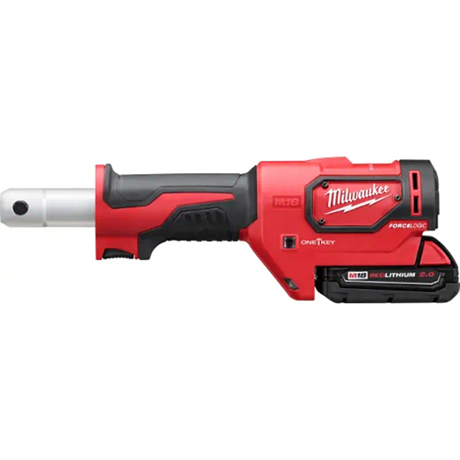 Milwaukee 2678-20 M18 FORCE LOGIC 6T Crimper - Tool Only