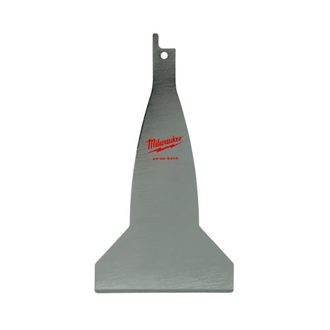 """Milwaukee 49-01-5456 3"""" Scraper Blade 5-Pack"""