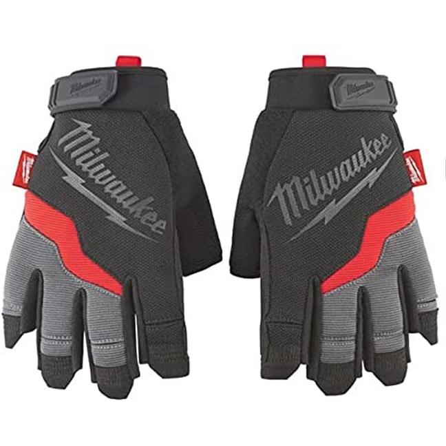 Milwaukee Fingerless Work Gloves